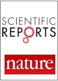 پوستر نیچر scientific reports