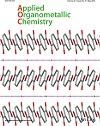 ژورنال applied organometallic chemistry
