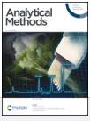 ژورنال analytical methods